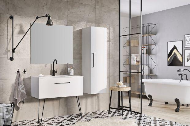 Nowoczesna łazienka: zobacz piękną kolekcje mebli