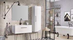 Jakie meble wybrać do nowoczesnej łazienki? Warto postawić na biel w połysku. Taka kolekcja prezentuje się lekko i stylowo. Dodatkowo też doskonale sprawdzić w niewielkiej łazience.<br /><br />