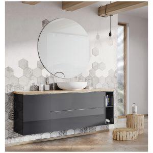 Kolekcje mebli łazienkowych Look. Fot. Elita
