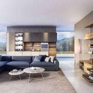 Extendo to ergonomiczne półki o wszechstronnym zastosowaniu użytkowania i przyciągającym wzrok designie. Fot. Peka
