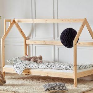 Łóżko Domek do pokoju dziecka i nastolatka. Fot. Pinio