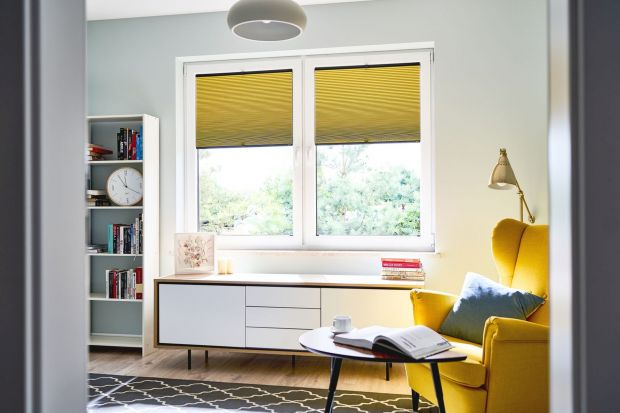 Okno w nowej odsłonie - zobacz modne plisy