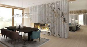 Wnętrza domu w Konstancinie emanują harmonią i spokojem. Wyrafinowane formy i detale oraz najwyższej jakości materiały budują klimat ponadczasowej elegancji. Właścicielom zależało także na przestrzeni i funkcjonalności.