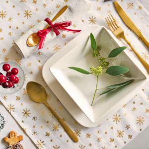 Dekoracja stołu na święta. Fot. Action