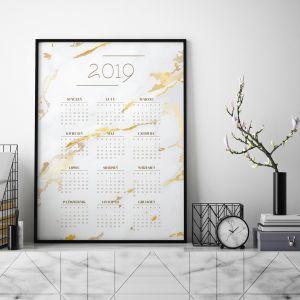 Kalendarz idealny dla minimalistów. Fot. Redro