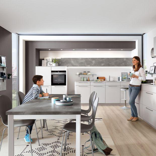 Kuchnia dla rodziny - 12 pomysłów na aranżację