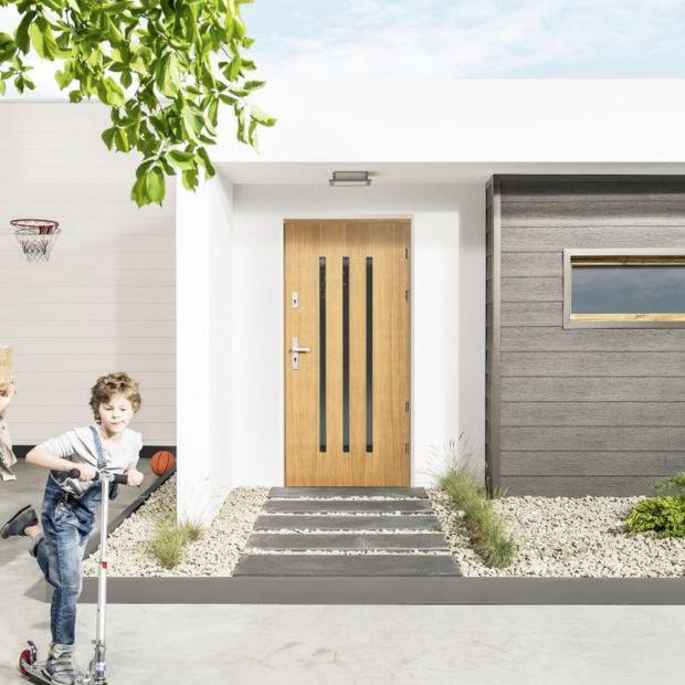 Elewacja domu - zobacz ciekawe wykończenie z sidingu