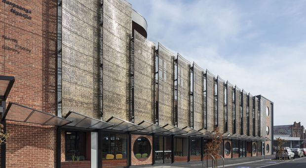 Miedziane budynki przyszłości według Copper Architecture Forum