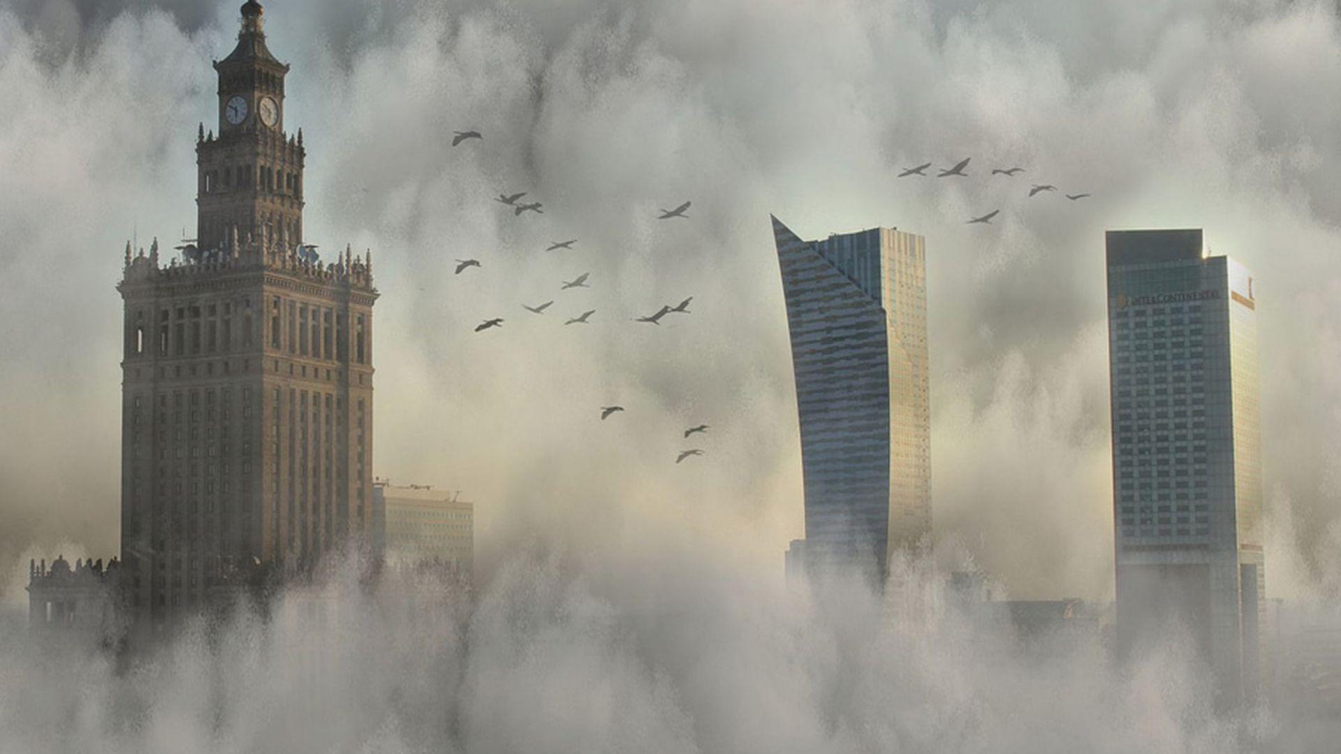 Walczymy ze smogiem. Fot. Pixabay
