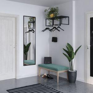 Drzwi wewnętrzne mogą optycznie powiększyć i rozświetlić pomieszczenia, a także dodać im funkcjonalności i oryginalności - Porta Verte Home. Fot. Porta