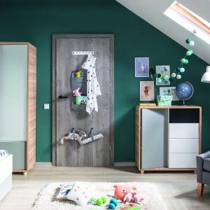 Drzwi wewnętrzne mogą optycznie powiększyć i rozświetlić pomieszczenia, a także dodać im funkcjonalności i oryginalności - Porta Smart. Fot. Porta