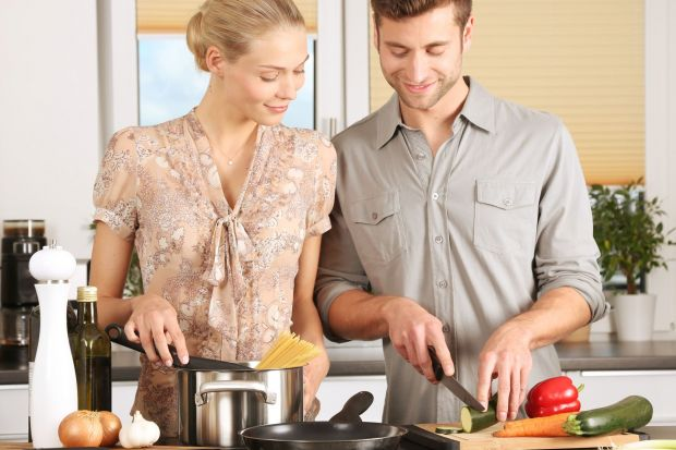 Święta w kuchni - podzielmy domowe obowiązki