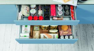 To dzięki nowoczesnym systemom organizacji wewnętrznej każdą szufladę można skonfigurować dokładnie do własnych potrzeb idopasować do przechowywanej zawartości.