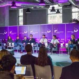 Forum Dobrego Designu - sesja inauguracyjna: Design może być katalizatorem zmian