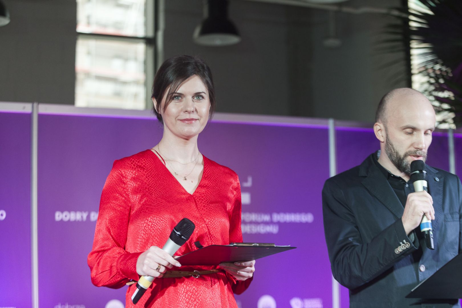 Małgorzata Burzec-Lewandowska, Robert Posytek