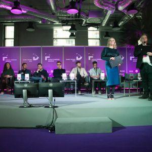 Forum Dobrego Designu - sesja inauguracyjna: Design może być katalizatorem zmian. Anna Senkara