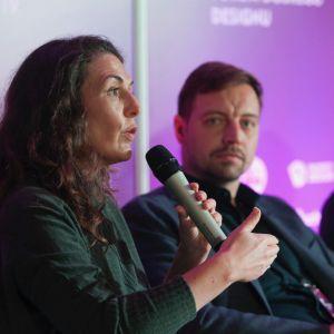 Forum Dobrego Designu - sesja inauguracyjna: Design może być katalizatorem zmian. Adital Ela