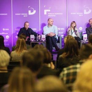 Forum Dobrego Designu: Smart-wnętrza – inteligentna rewolucja pod dachem. Bogusław Barnaś