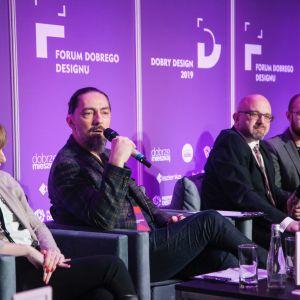 Forum Dobrego Designu: Smart-wnętrza – inteligentna rewolucja pod dachem. Grzegorz Goworek
