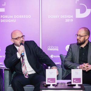 Forum Dobrego Designu: Smart-wnętrza – inteligentna rewolucja pod dachem. Krzysztof Sasin