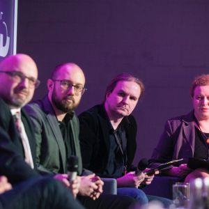 Forum Dobrego Designu: Smart-wnętrza – inteligentna rewolucja pod dachem. Wojciech Napora