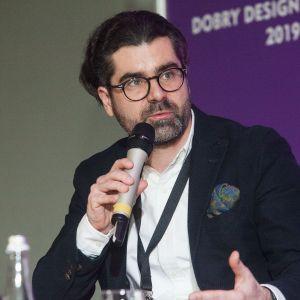 Design 4.0. - o innowacjach we wzornictwie na Forum Dobrego Designu. Jakub Wiśniewski