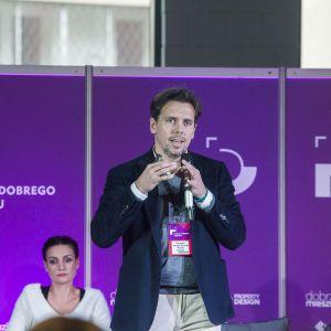 Design 4.0. - o innowacjach we wzornictwie na Forum Dobrego Designu. Fernando Romero