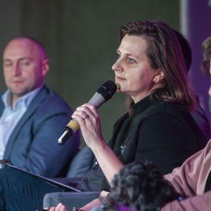 Aleksandra Krawsz, Marketing & PR Manager Kinnarps Polska. Fot. Marek Misiurewicz/PTWP