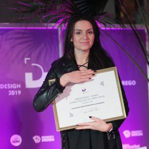 Dobry Design 2019: Aneta Słaby, Fargotex Group. Fot. Paweł Pawłowski