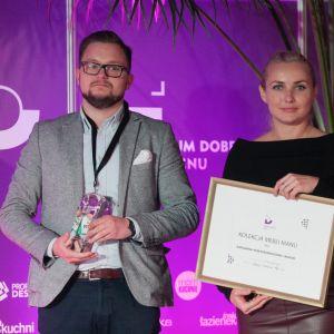 """Dobry Design 2019: laureaci w kategorii """"Przestrzeń kuchni i jadalni"""". Fot. Paweł Pawłowski"""