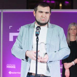 Dobry Design 2019: Michał Giera - właściciel firmy GieraDesign. Fot. Paweł Pawłowski