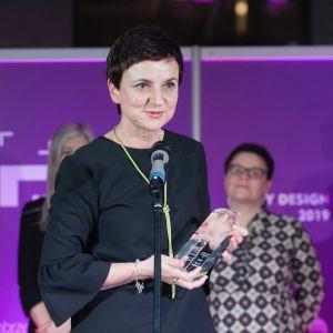 Dobry Design 2019: Hanna Błaszak - Dyrektor Marketingu firmy Radaway. Fot. Paweł Pawłowski