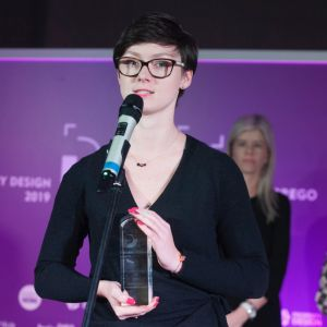 Dobry Design 2019: Anna Małysz-Tyczyńska, Specjalista ds. PR firmy VOX. Fot. Paweł Pawłowski