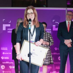 Dobry Design 2019: Agnieszka Poliszewska-Ostrowska, Brand Manager & Trainer firmy Jura. Fot. Paweł Pawłowski