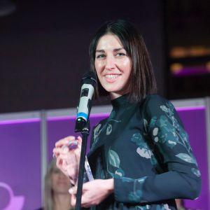 Dobry Design 2019: Ewelina Karasek, Marketing Manager firmy Komandor. Fot. Paweł Pawłowski
