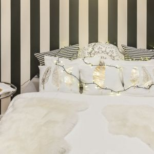 W sypialni liczy się umiar i stworzenie atmosfery odpowiedniej dla naszego odpoczynku i relaksu. Fot. Pracownia KODO