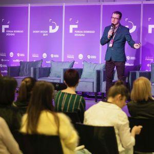 Forum Dobrego Designu. Fot. Paweł Pawłowski/PTWP