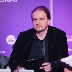 Wojciech Napora_PP261.Forum Dobrego Designu. Fot. Paweł Pawłowski/PTWP