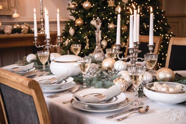 Stół na święta - piękne inspiracje