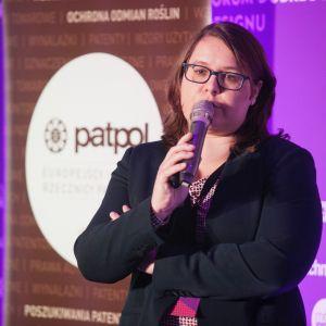 Warsztat prowadziła Joanna Piłka, kierownik działu znaków towarowych i wzorów przemysłowych, rzecznik patentowy w kancelarii patentowej Patpol. Fot. Paweł Pawłowski/PTWP