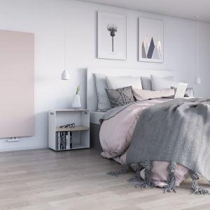 Grzejnik dekoracyjny Arran/Purmo. Wyróżnienie w kategorii Przestrzeń Sypialni i Garderoby