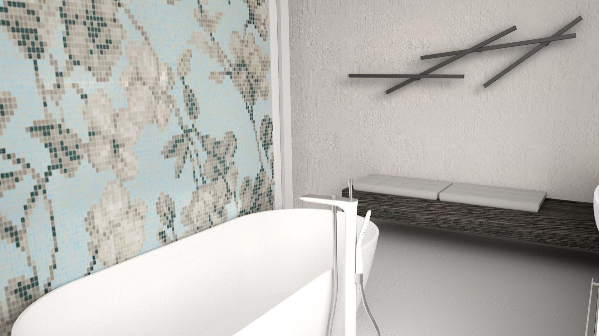 Suszarka elektryczna Sushi/Instal-Projekt (projekt: Katarzyna Rybarczyk i Adam Pulwicki). Wyróżnienie w kategorii Przestrzeń Łazienki