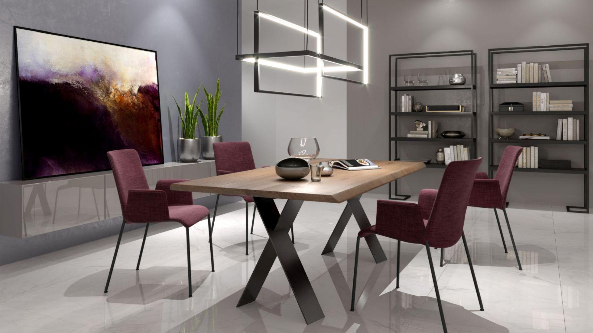 Lampa Geometric P0271, Maxlight/MaxFliz. Wyróżnienie w kategorii Przestrzeń Pokoju Dziennego