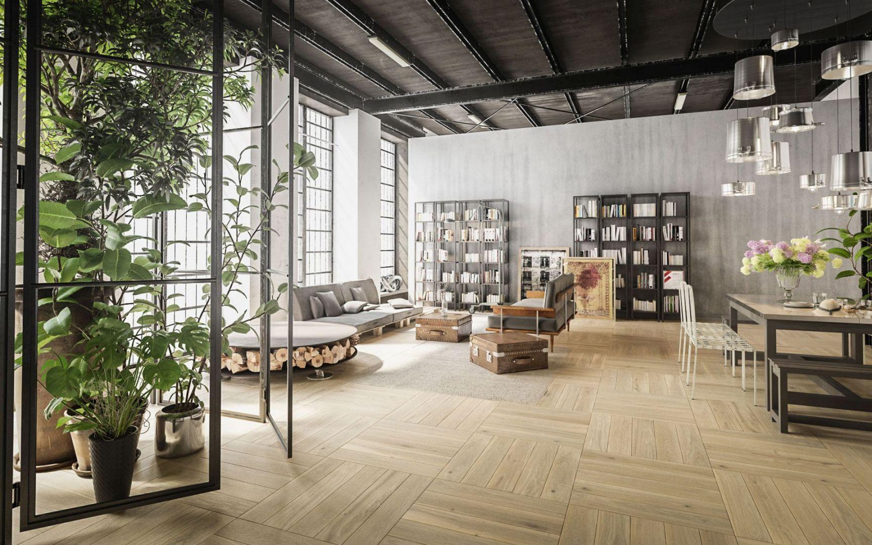 FertigDeska Design Experience Maxi/Jawor-Parkiet. Wyróżnienie w kategorii Podłogi i Ściany