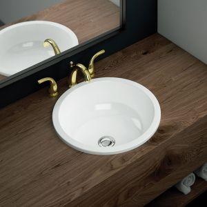 Kolekcja umywalek Lena/Marmorin Design. Wyróżnienie w kategorii Przestrzeń Łazienki