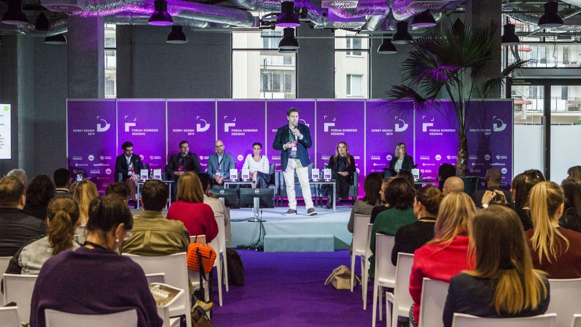 Design z metką eko – podsumowujemy Forum Dobrego Designu 2018