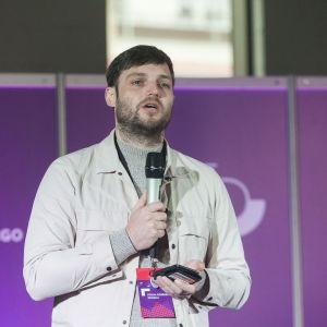 Rick tegelaar - gość specjalny FDD 2018. Fot. Paweł Pawłowski/Marek Misiurewicz/PTWP