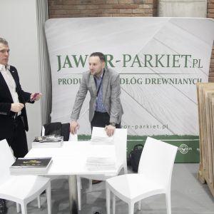 Stoisko marki Jawor- Parkiet. Fot. Paweł Pawłowski/PTWP