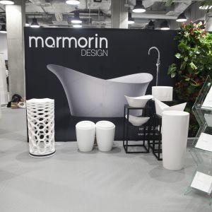 Stoisko marki Marmorin Design. Fot. Paweł Pawłowski/PTWP