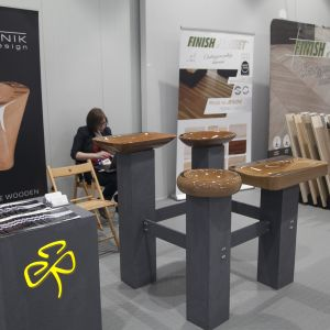 Stoisko firmy Szkilnik Design. Fot. Paweł Pawłowski/PTWP
